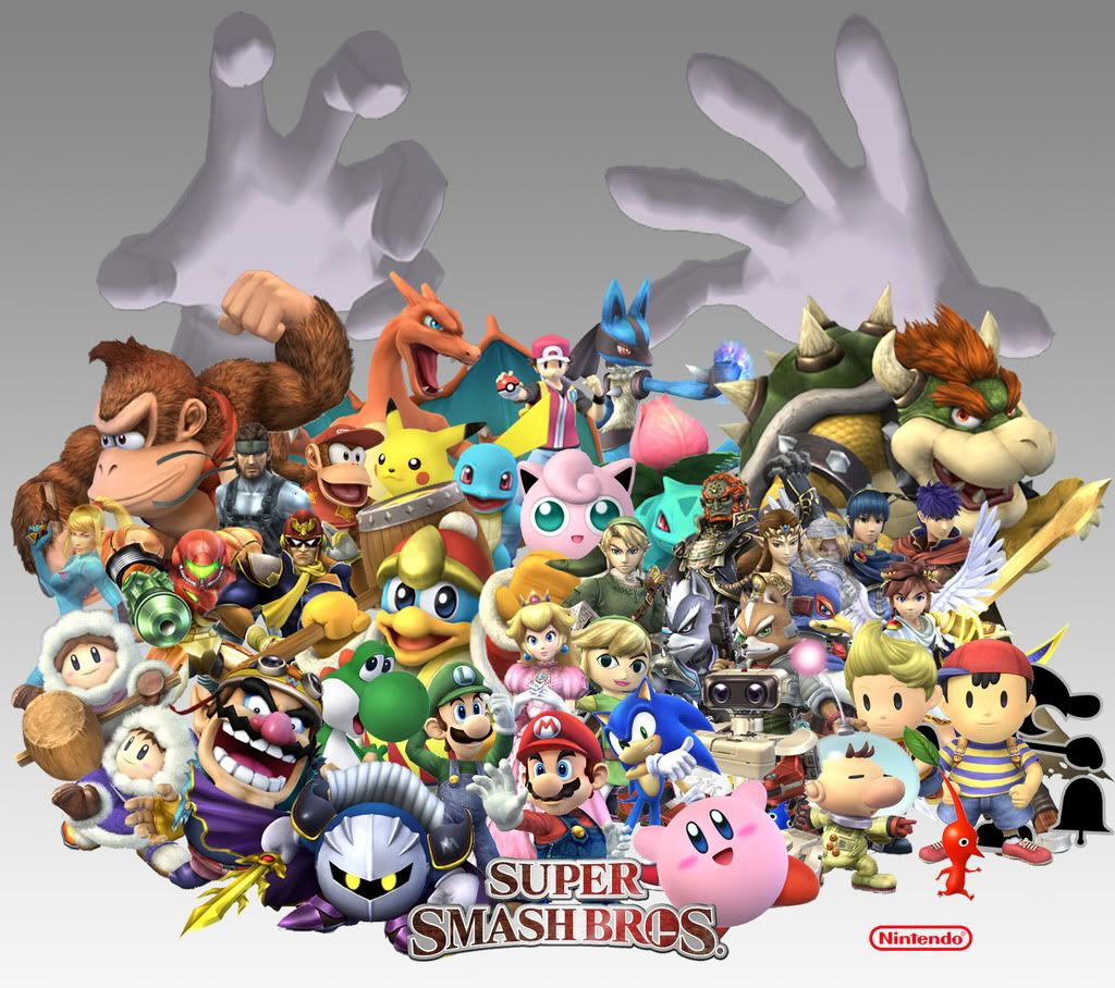 Super Smash Bros Brawl Com Imagens