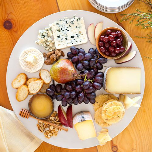 French Cheese Plate from Dean u0026 DeLuca  sc 1 st  Pinterest & French Cheese Plate from Dean u0026 DeLuca | MENU | Pinterest | French ...