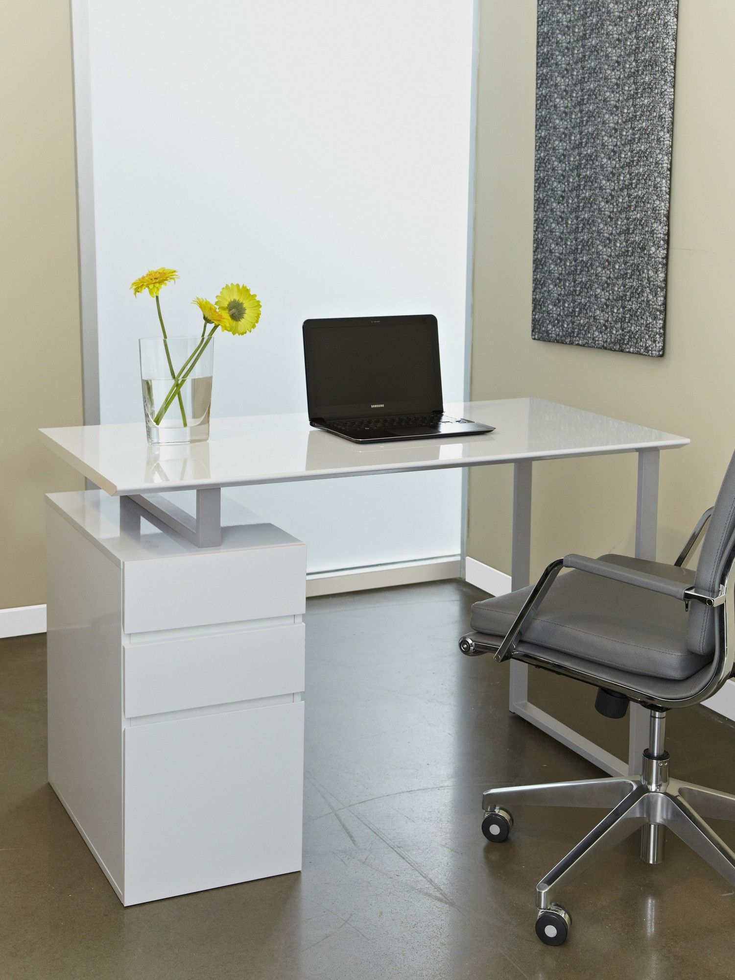 Jesper office tribeca study desk allmodern study desk pinterest desks office furniture - Jesper office desk ...