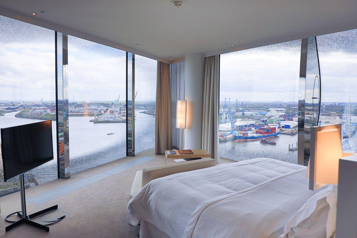 Westin Hotel Hamburg Elbphilharmonie Luxushotel In Hamburg Bewertung Und Erfahrung Luxusreiseblog Aussicht Elbphilharmonie Und In 2020 Hotel Hotels Luxushotel