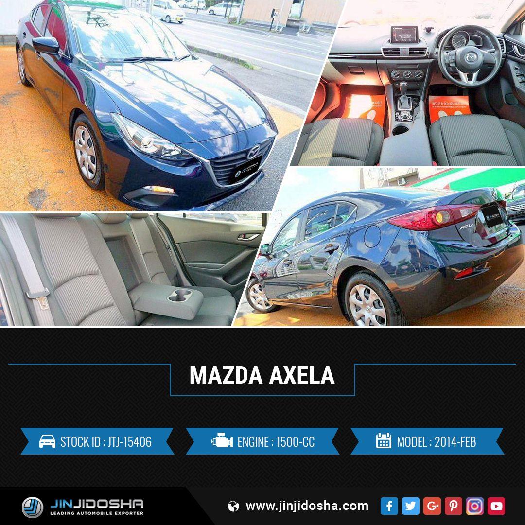 We Have Your Mazda Axela 2014! JinJidoshaJapan Japan