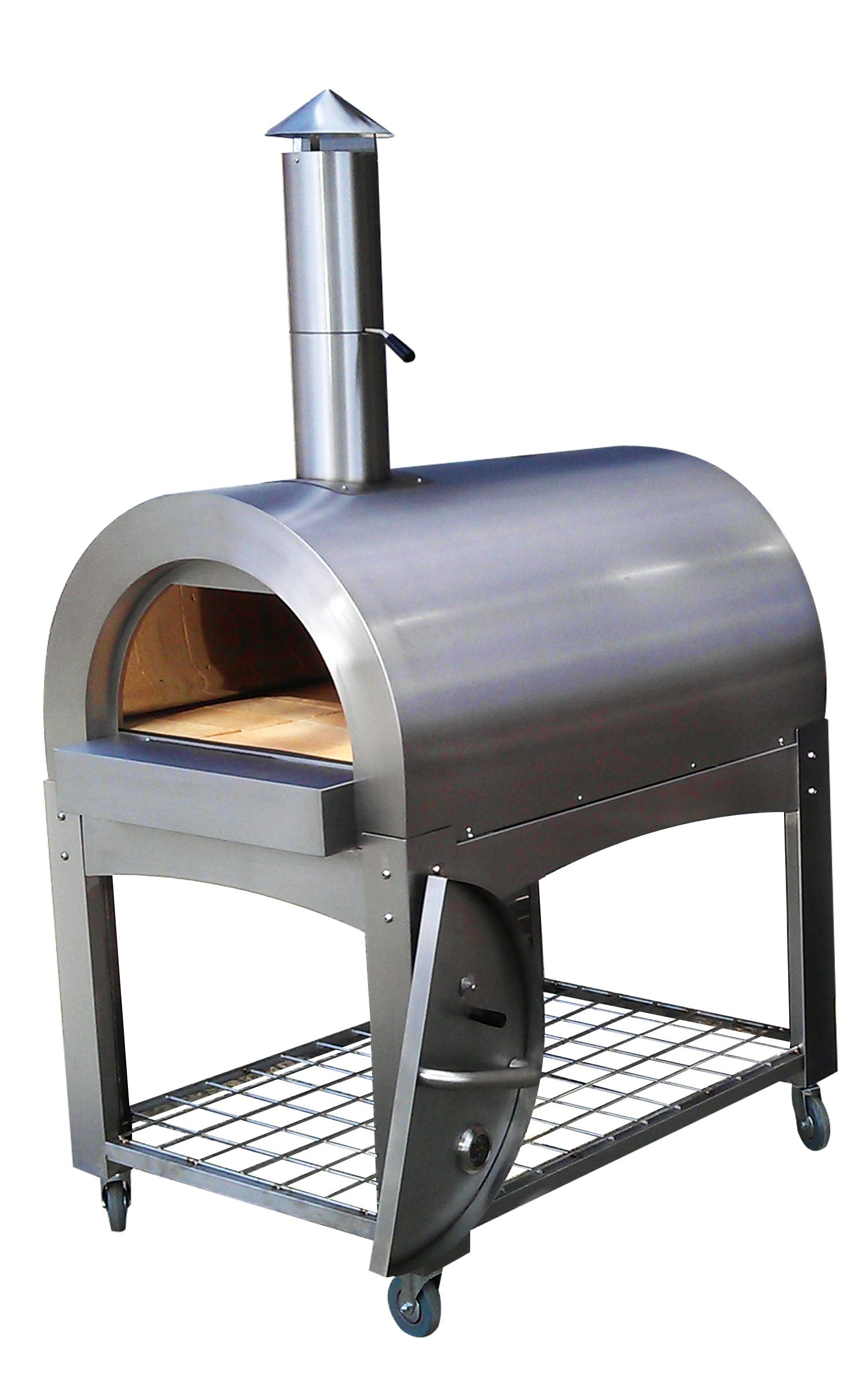 Delightful Portable Wood Fired Oven