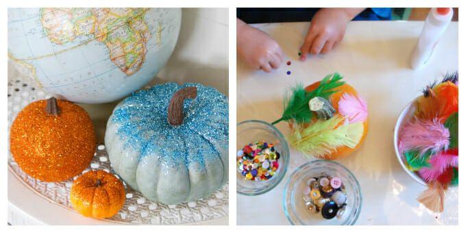 The Best Pumpkin Decorating Ideas for Kids