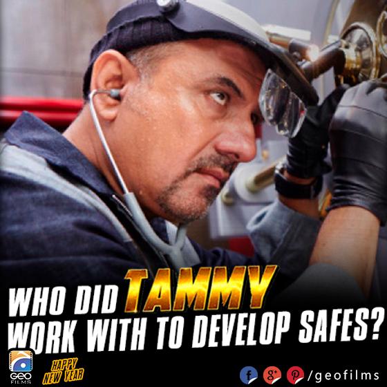 Why did Tammy work to develop Safes? HappyNewYear