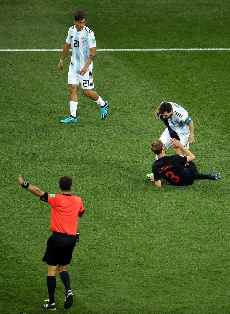 Lionel Messi Photos Photos Argentina Vs Croatia Group D 2018 Fifa World Cup Russia Peleas