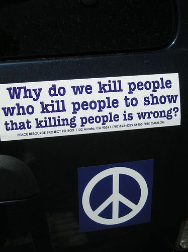 Do Car Bumper Stickers Signal Driver Aggression? « The Situationist