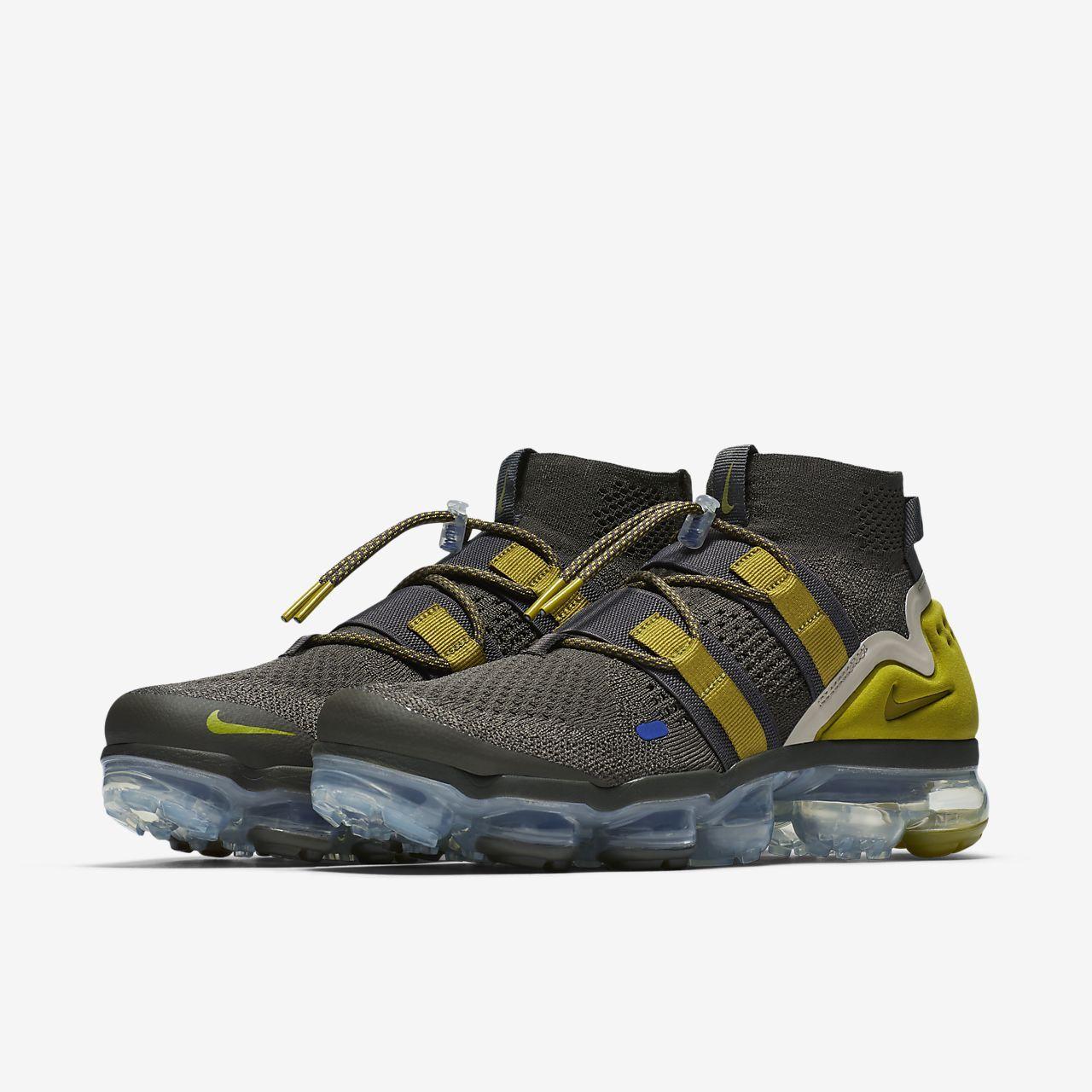 ad9ca9800d1 Nike Air VaporMax Flyknit Utility Running Shoe