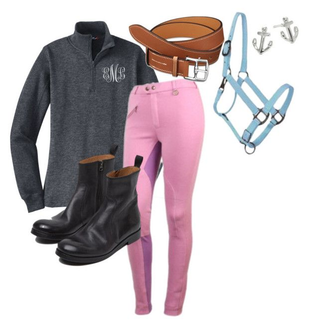 """""""Barn days......."""" by horsegirlky ❤ liked on Polyvore featuring Hope and Lord & Taylor"""