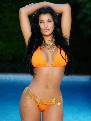 Dominican bikini models
