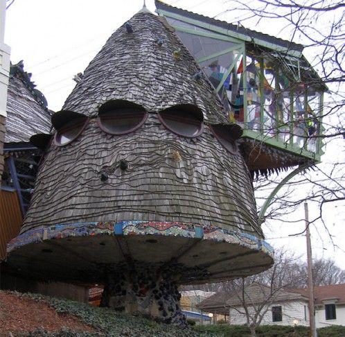 unique and unusual home