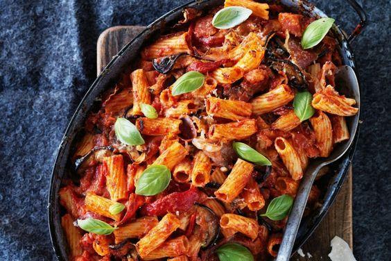 Lachs Pasta Jamie Oliver