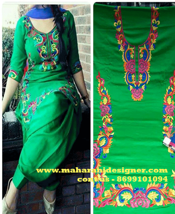 ‪#‎DesignerSalwarSuitonline‬ ‪#‎LatestSalwarsuitonline‬ ‪#‎PartywearSlwarsuitonline‬ ‪#‎BeautifulLongPajamisuit‬ Maharani Designer Boutique  To buy it click on this link http://maharanidesigner.com/Anarkali-Dresses-Online/salwar-suits-online/ Fabric-glace cotton Machine work For any more information contact on WhatsApp or call 8699101094 Website www.maharanidesigner.com Maharani Designer Boutique.