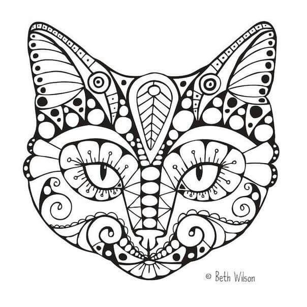 Kedi Boyama Cat Coloring Page Cat Coloring Book Coloring Pages