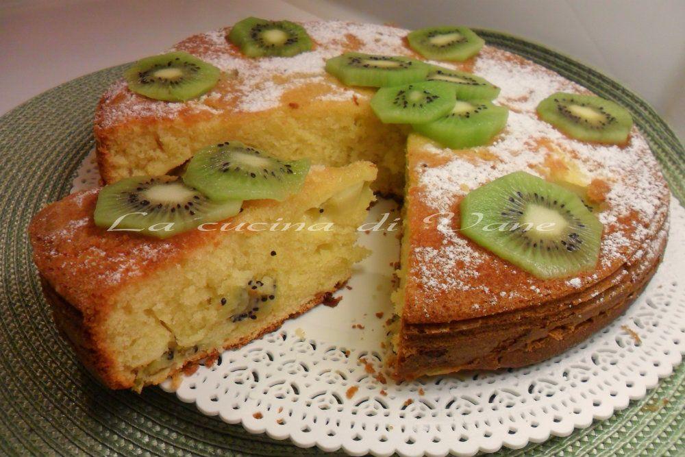 Photo of Torta soffice kiwi e mascarpone una torta meravigliosa