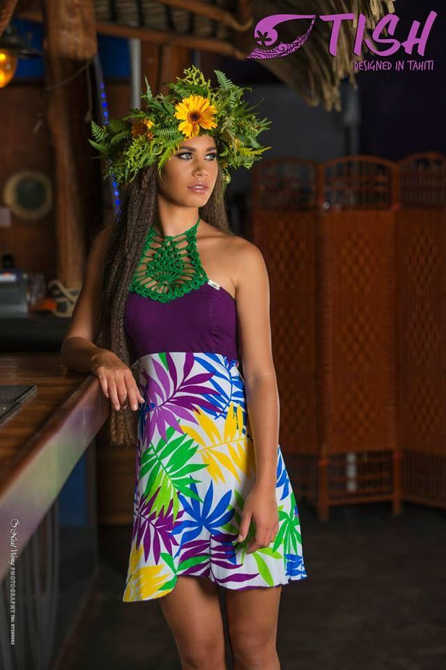 Tish My Tahiti Pacifica Designs Pinterest