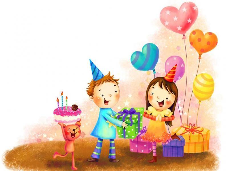 Открытки с днем рождения девушке