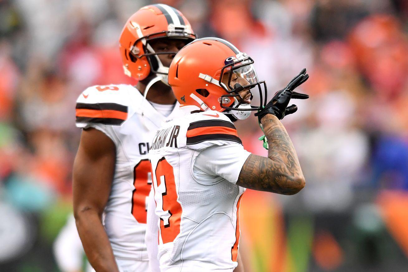OBJ I have a good feeling about (Kevin Stefanski) NFL