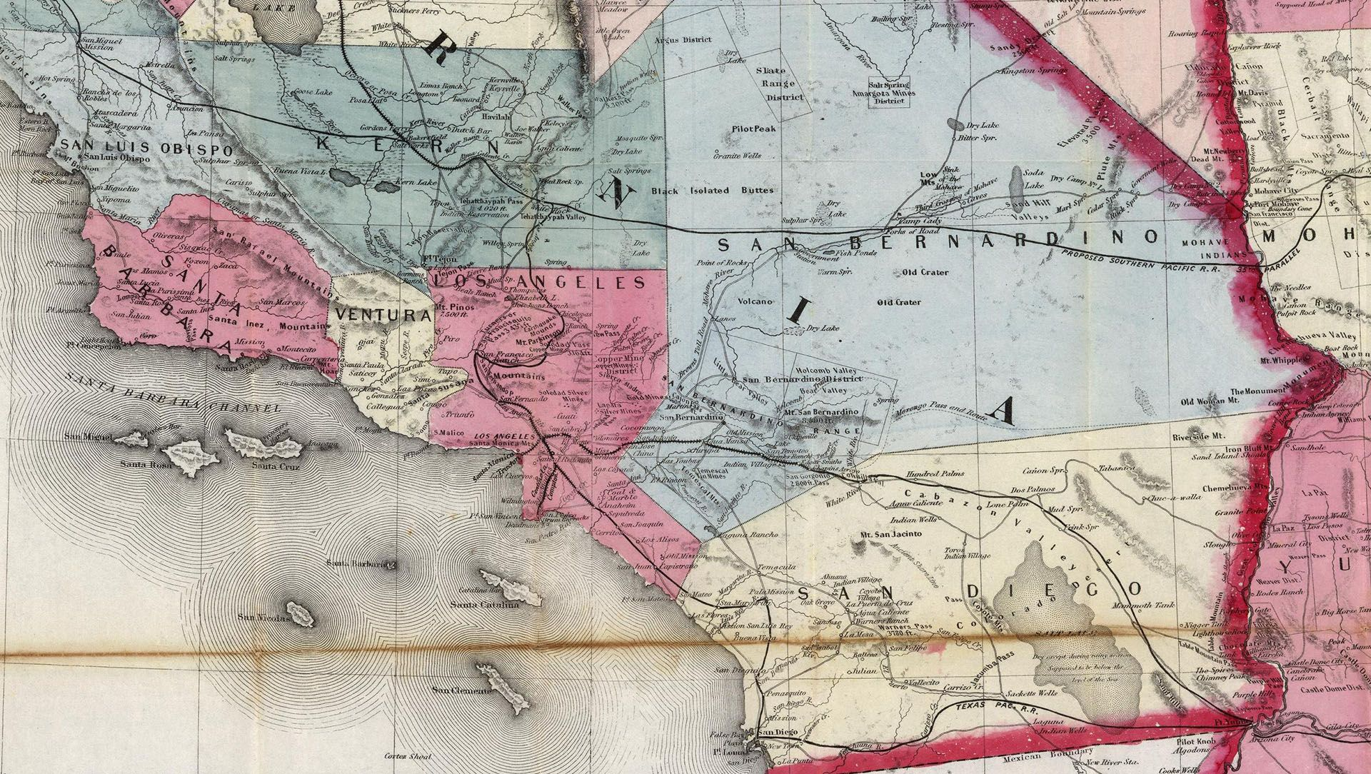 How Orange County Seceded From Los Angeles Los Angeles California History Orange County