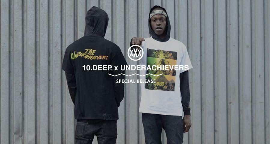 10.deep x underachievers