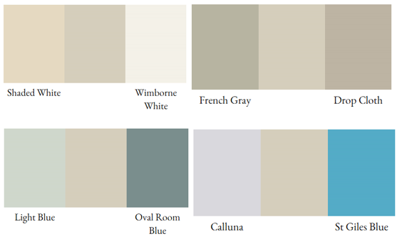 Farrow Ball S Shadow White Is A Soft With Hint Of Grey For Devotees Lighter Neutrals On Both Walls And Woodwork This Versatile