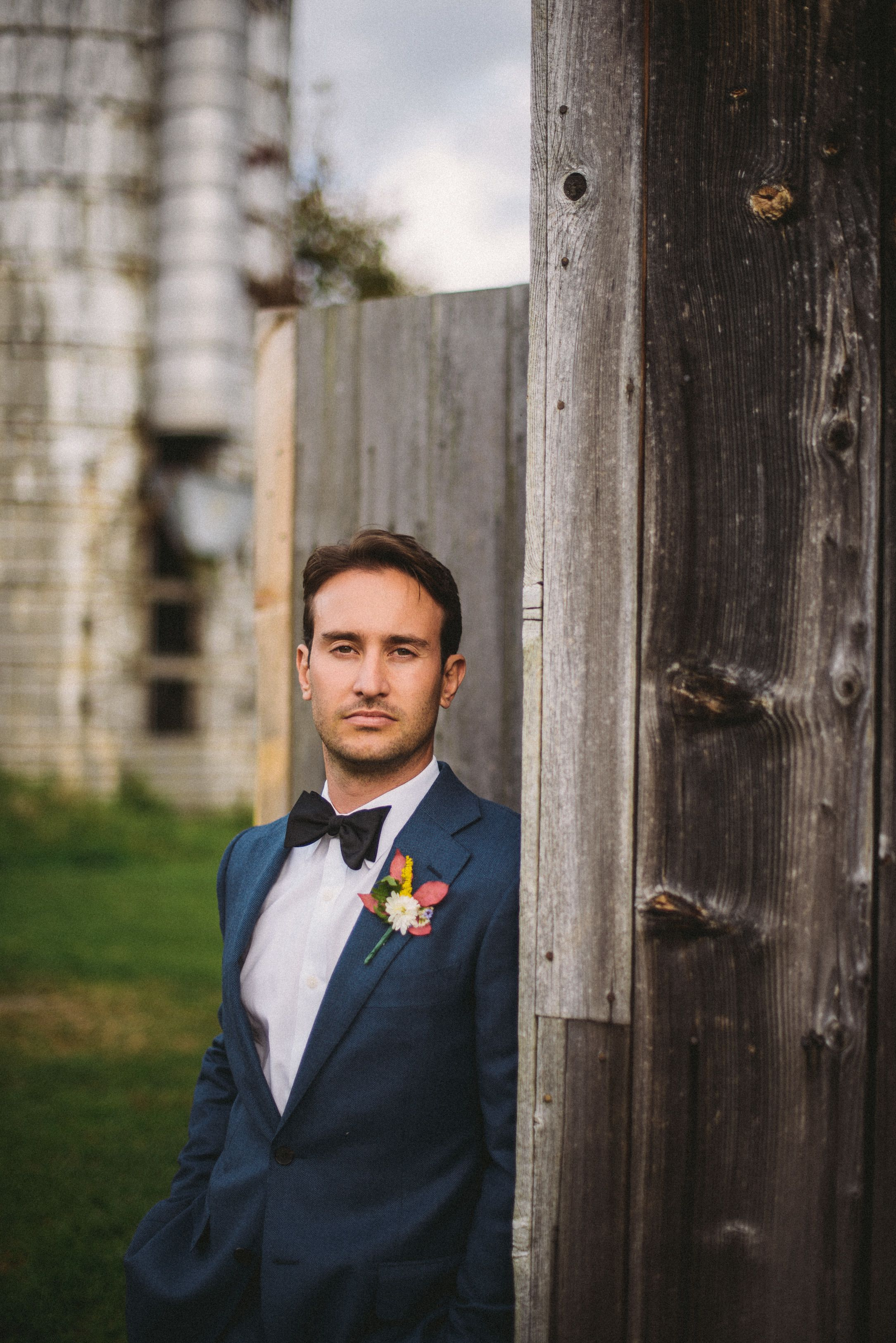 DIY Formal Wedding at Rufflands Farm | Suit supply, Wedding and ...