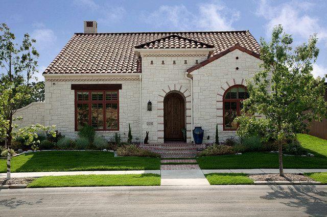 100 Best Vintage Small Spanish Style Homes Fachadas De