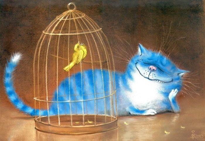 позитивные коты. Обсуждение на LiveInternet - Российский Сервис Онлайн-Дневников