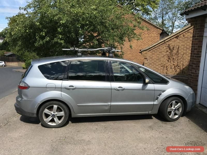 Car For Sale Ford S Max 2 5l Titanium 2006 06
