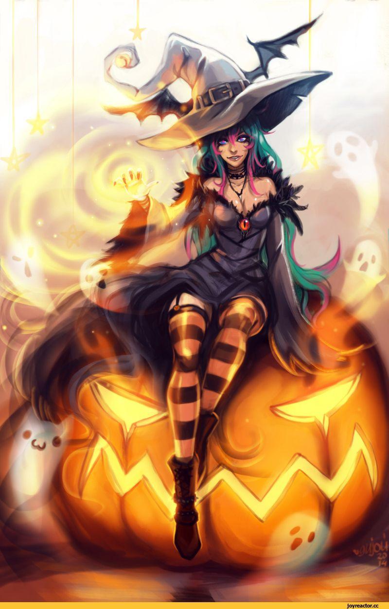 Пин от пользователя Kittesan на доске witch   Хэллоуин ...