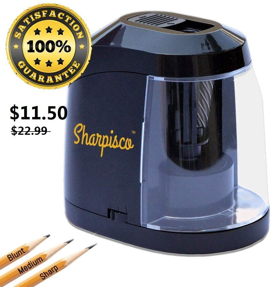 US ONLY Electric Pencil Sharpener Discount price (with