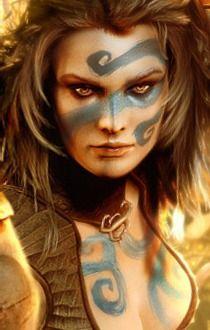 Cosplay Idea From Age Of Conan Fantasy Portraits Baldur S Gate