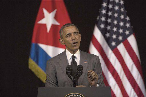 Obama en Cuba: El embargo daña al pueblo cubano - http://a.tunx.co/g1C9X