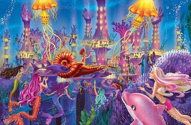 Free Barbie Movie Wallpapers Download Barbie In A Mermaid Tale