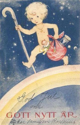 Fleson Postkortgalleri - ARTELIUS, HELGE
