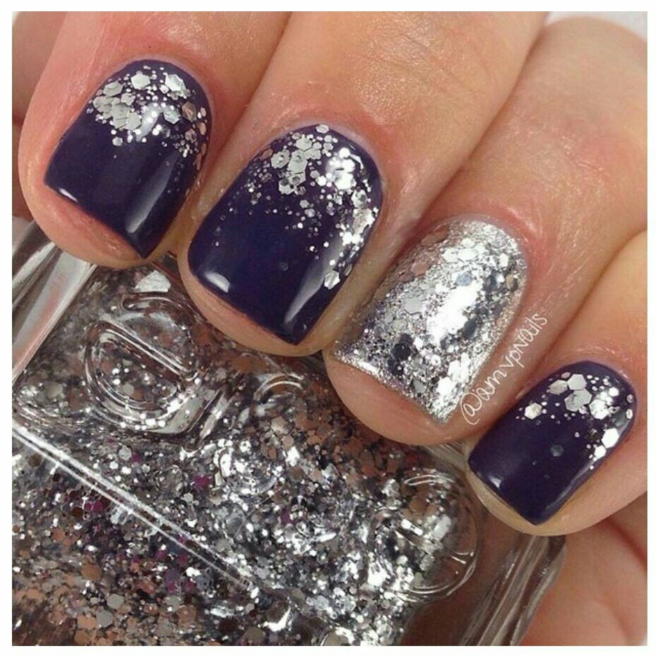 Starry night | Nailed It | Pinterest | Manicure, Pedicures and Jamberry