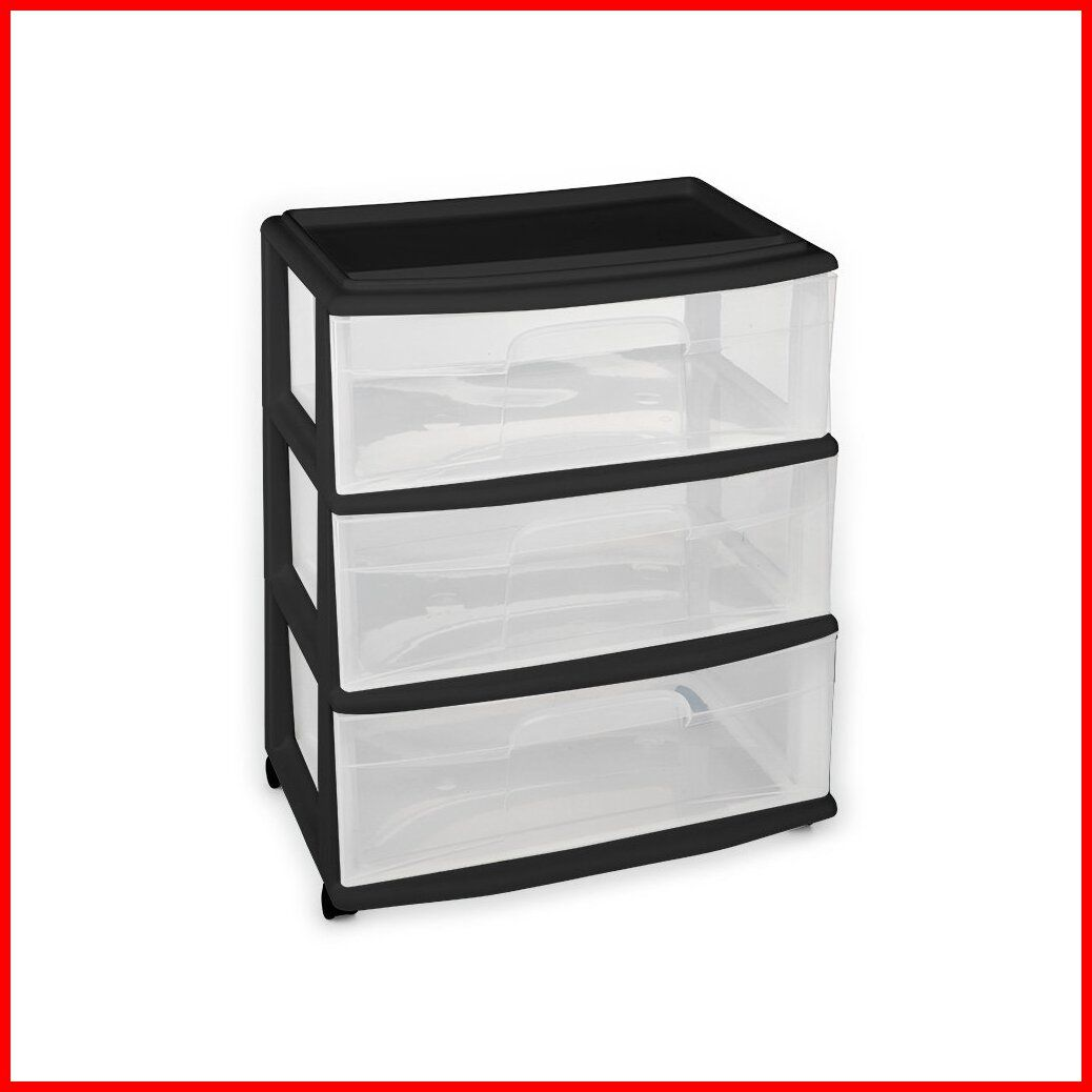 59 Reference Of One Drawer Plastic Storage Bin In 2020 Plastic Storage Bins Plastic Drawers Plastic Storage