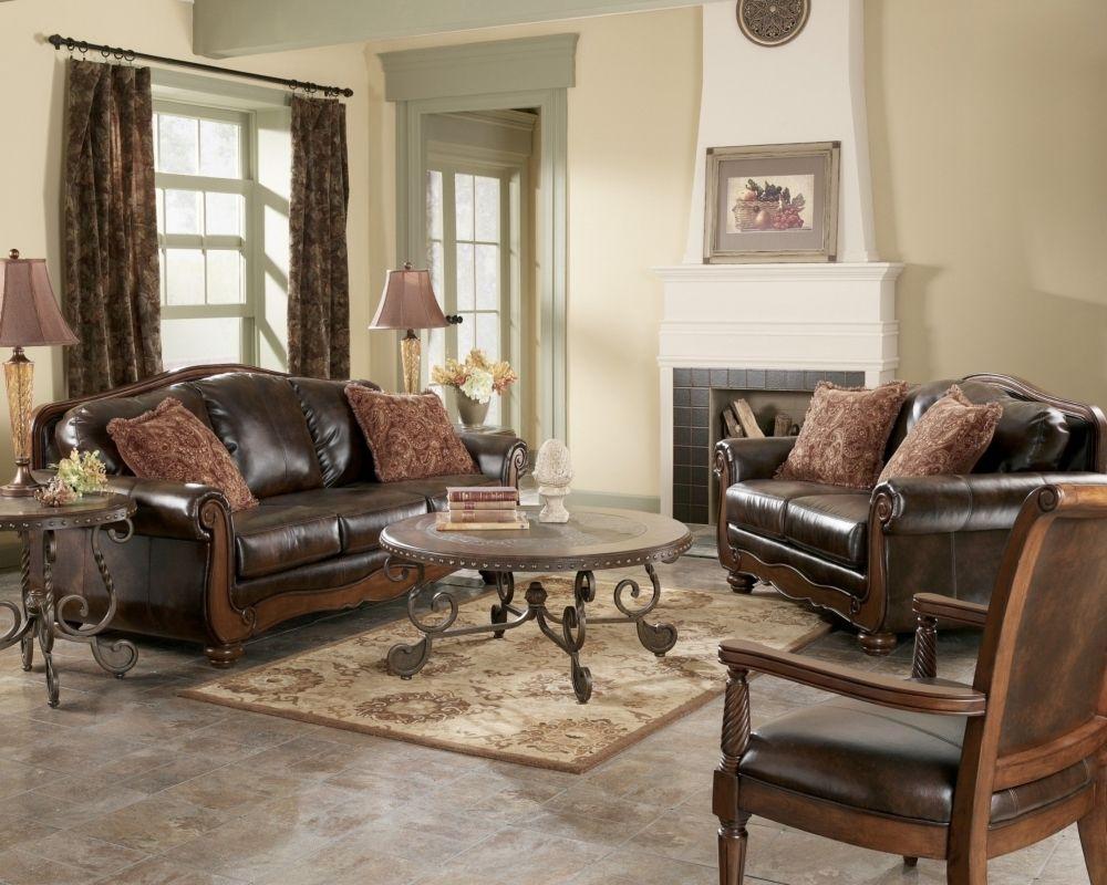 Room · Bavarian Home Decor. Ashley Furniture SofasLiving ...