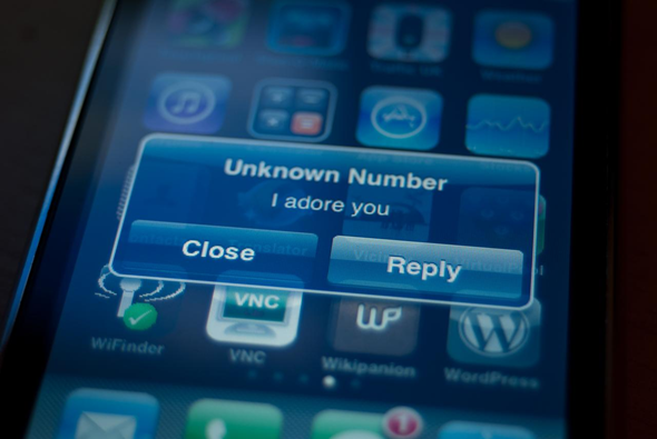 Koolt app lets you send and receive anonymous text and