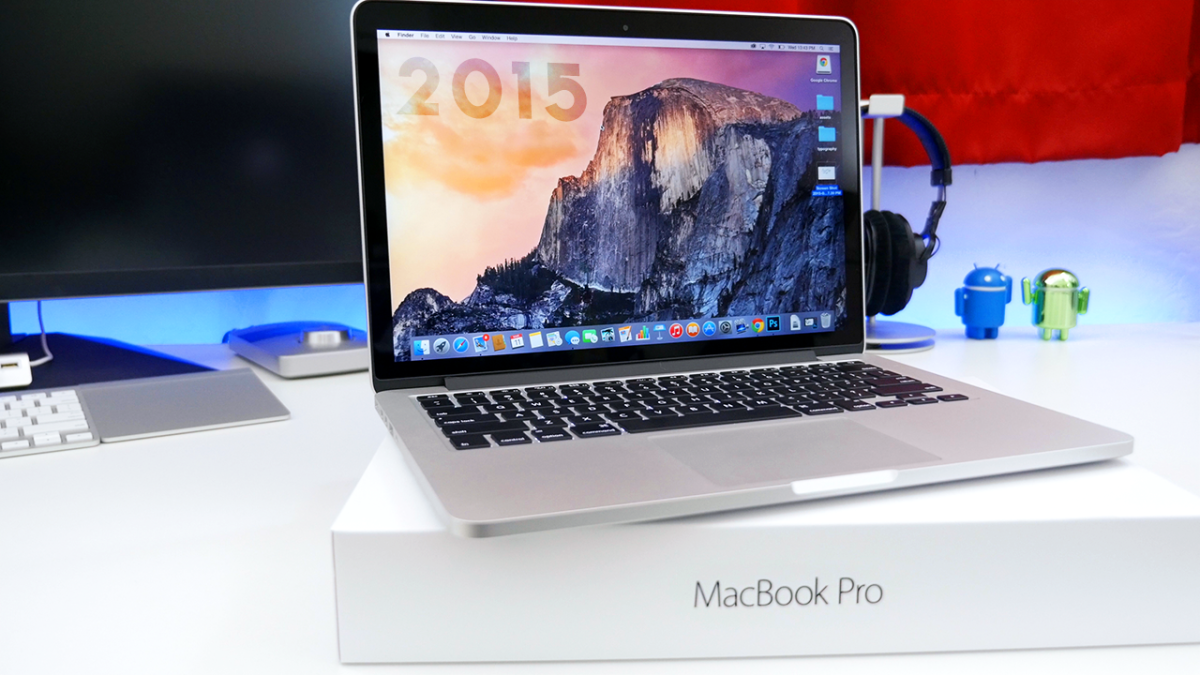 13 Inch Macbook Pro With Retina Display 2015 Unboxing Overview And Benchmarks Video Macbook Macbook Pro Retina Display