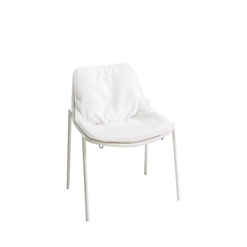 Emu Round Gartenstuhl mit Streckmetall Sitzschale, stapelbar | Emu ...