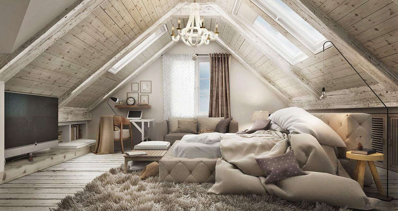 Projects] Un dormitorio, 2 soluciones 3D | Wohnen | Pinterest ...