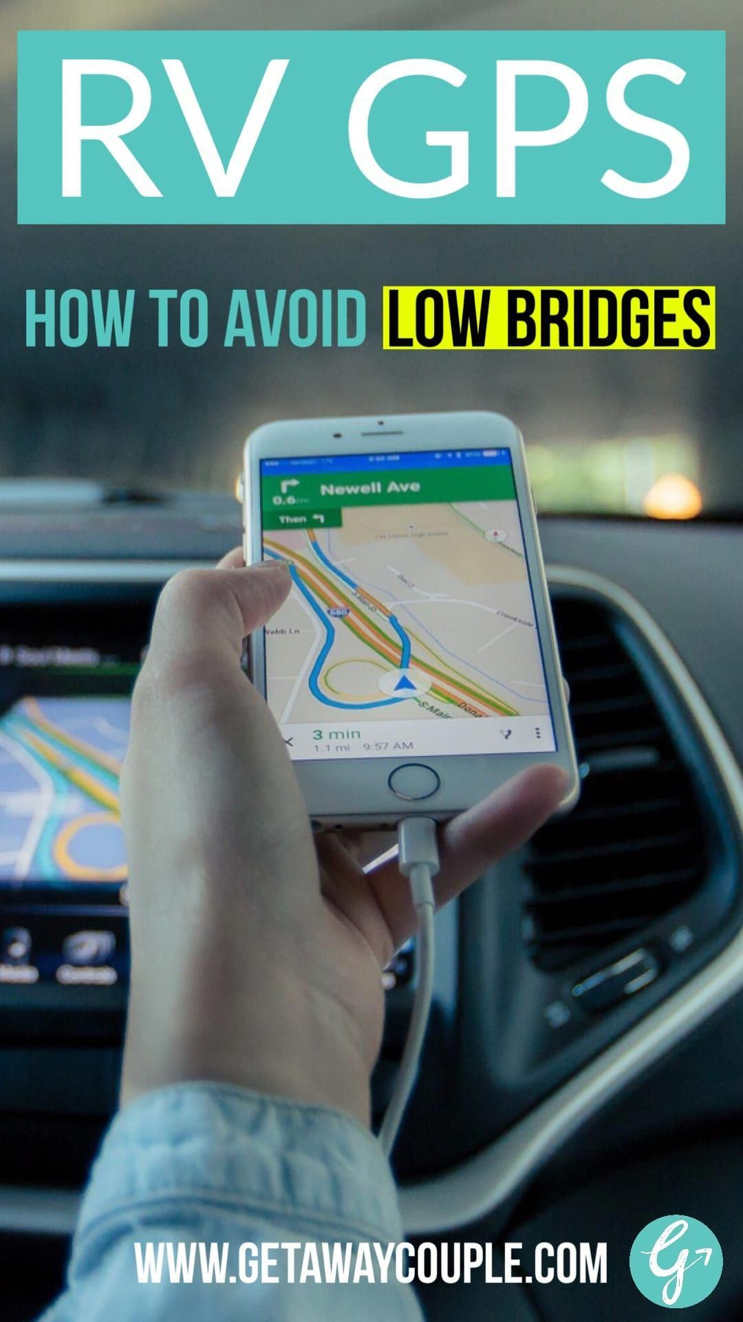 When driving in your #RV, you need the right #GPS  Google
