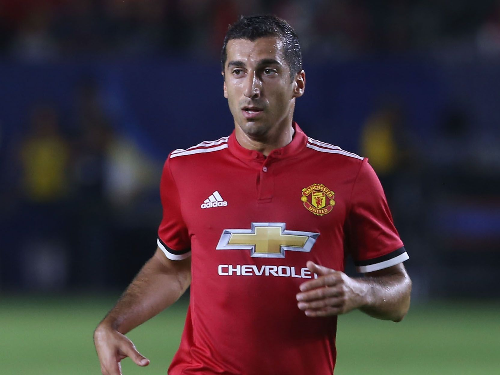 Henrikh Mkhitaryan insists only 'hard work' will keep him being dropped from Manchester United's first team again