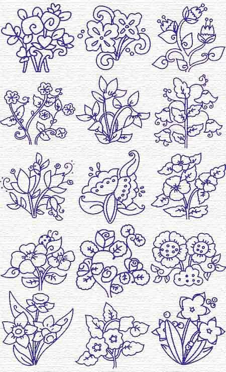 Free Embroidery Designs, Sweet Embroidery, Designs Index Page ...
