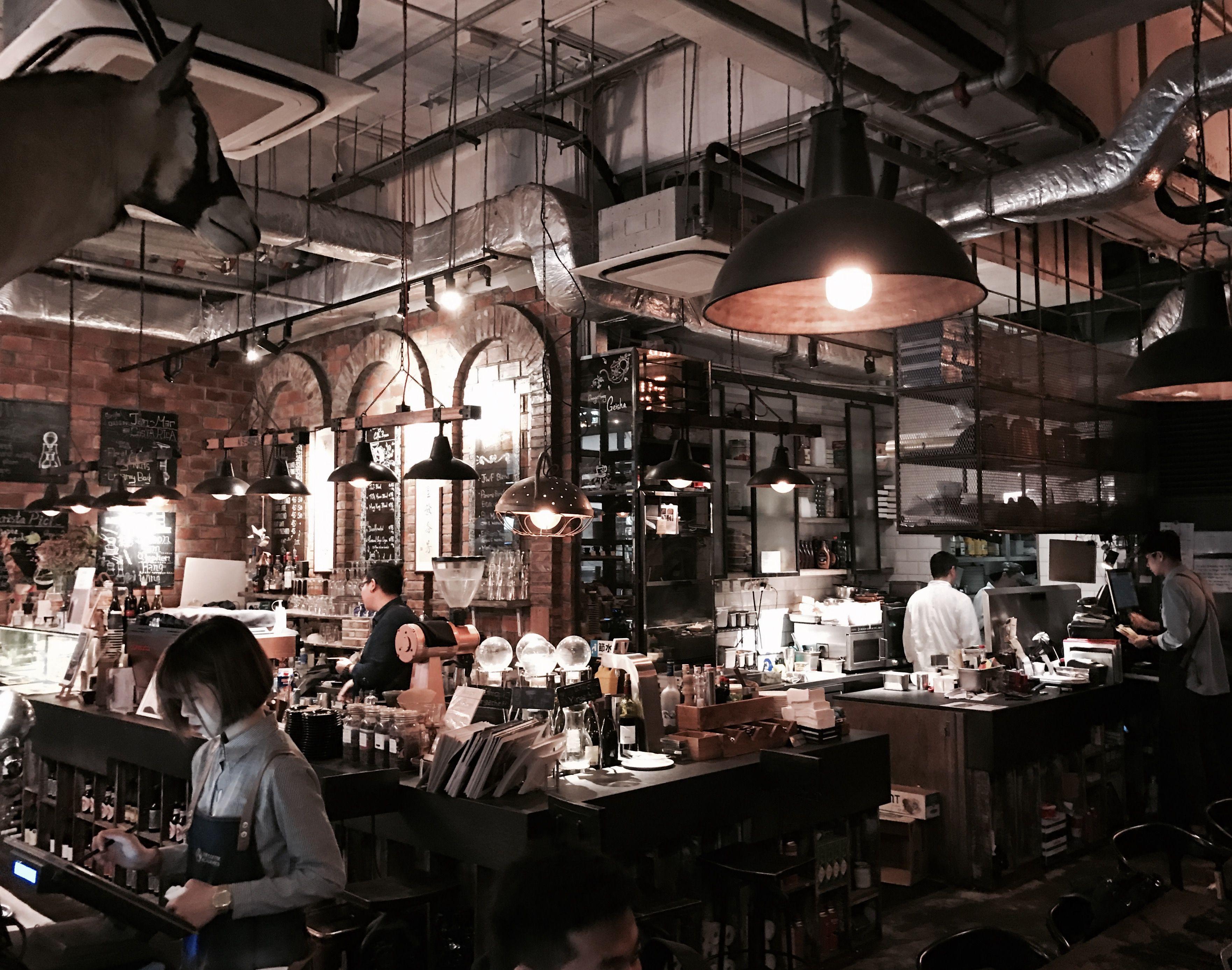 The Coffee Academics Hong Kong Hong Kong Kong Photo