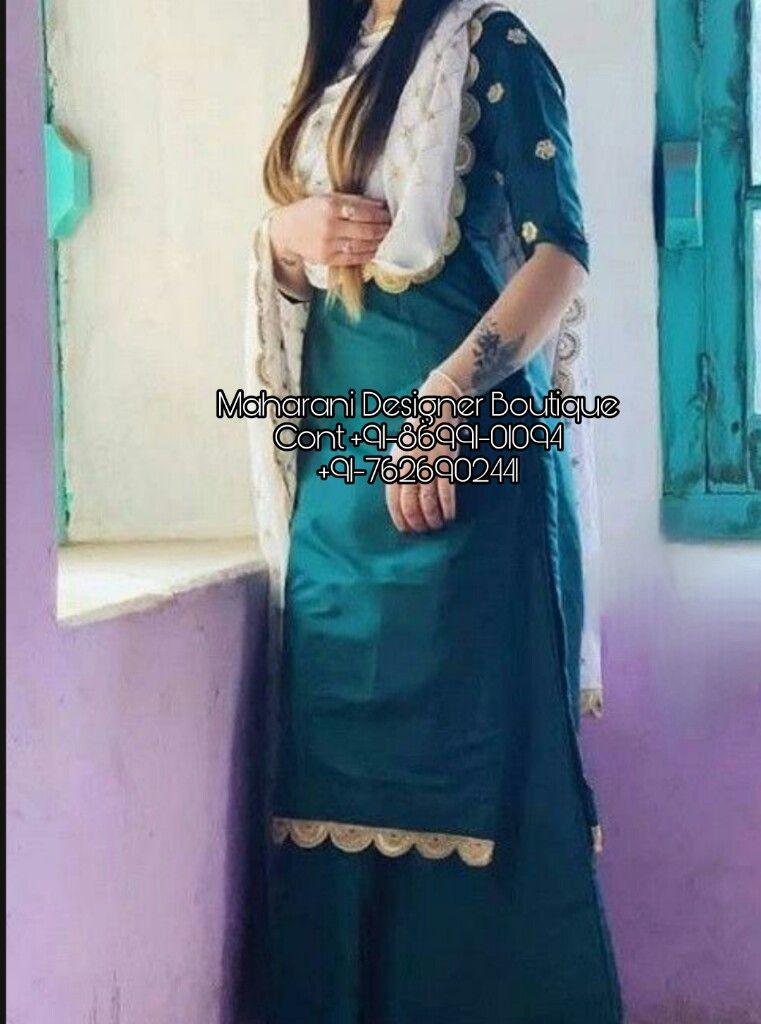 Best Palazzo Suits Online Maharani Designer Boutique Palazzo Suit Punjabi Suits Party Wear Plazzo Suits