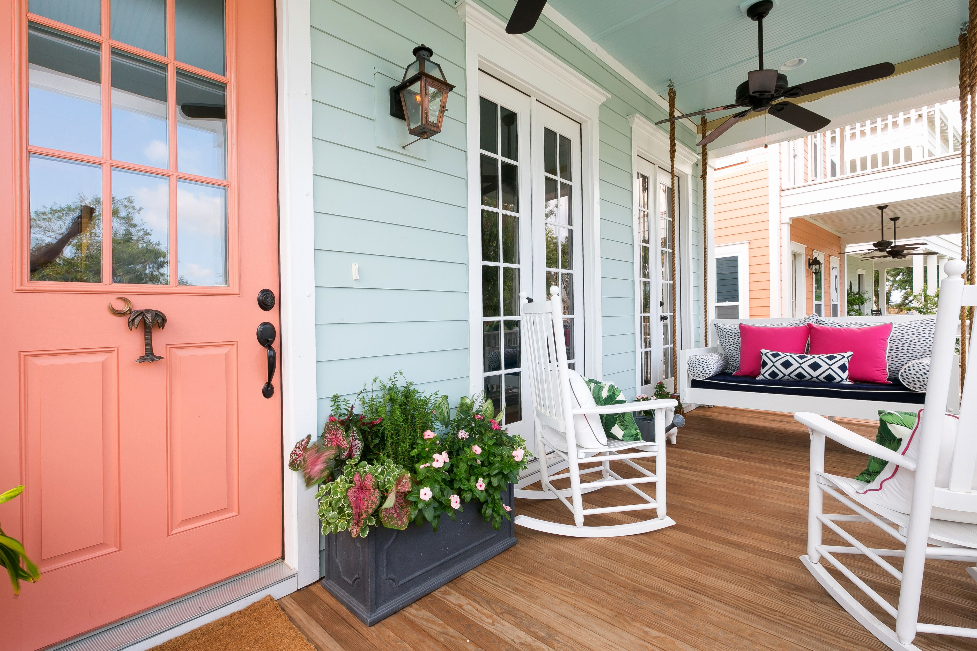 Charleston Home Exterior Paint Colors | Charleston Blonde