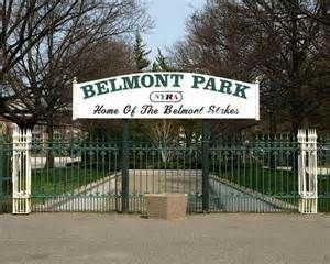 Belmont Park Is A Major Thoroughbred Horse Racing Facility