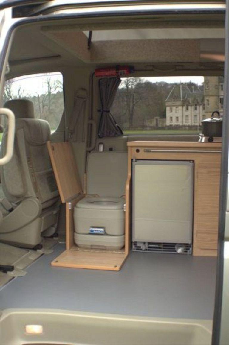 Small RV Camper Van Interiors 020 Campervan interior