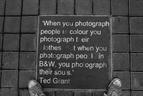 Truth popular people black and white depressed cool quotes hipster vintage inspiration photograph grunge clothes colour whatever souls ted grant